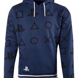 Pulover PlayStation AOP ICONS pentru barbati - marimea M