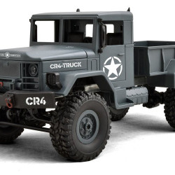 RC Funtek CR4 1:16 Model 4WD gri-albastru