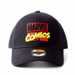 Sapca Marvel Comics reglabila cu logo inscriptionat - barbati