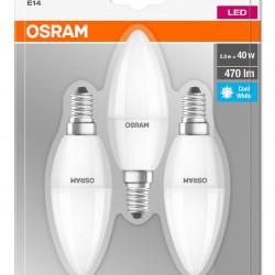 SET 3 BECURI LED OSRAM 4052899972674