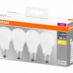 SET 4 BECURI LED OSRAM 4058075819450