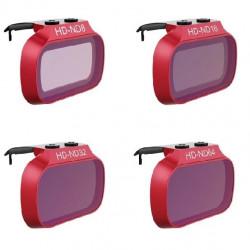 Set filtre ND 8/16/32/64 PGYTECH pentru DJI Mavic Mini (P-12A-019)