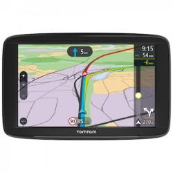 "Sistem de navigatie GPS TomTom Via 62, diagonala 6"", 16 GB, bluetooth, Harta Full Europe Update gratuit al hartilor pe viata"