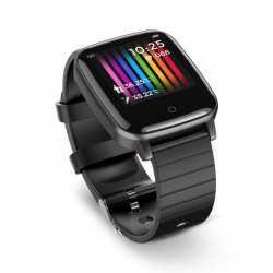 Smartwatch BlitzWolf BW-HL1T Bluetooth V5.0 (negru)
