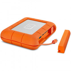 SSD Extern LaCIe Rugged 1TB, USB 3.1 Type-C