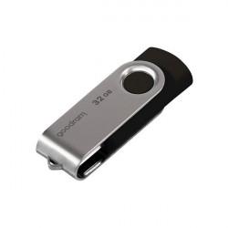 Stick USB Goodram 32 GB USB 3.2 Gen 1 60 MB/s (rd) - 20 MB/s (wr) flash drive black (UTS3-1280K0R11)