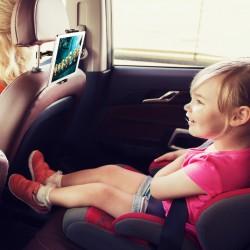 Suport Auto Baseus, Back Seat, Prindere la Tetiera, Negru