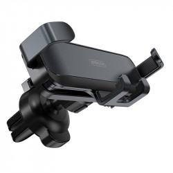 Suport telefon cu prindere in gura de ventilatie, Joyroom (JR-ZS211) negru