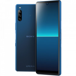 Telefon mobil Sony Xperia 10 II, Dual SIM, 128GB, 4G, Albastru