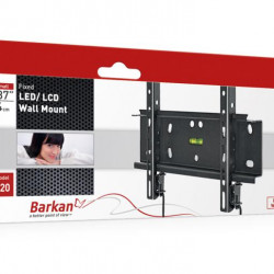 "TV MOUNT BARKAN E20.B 26""-39"" FIX BLACK"