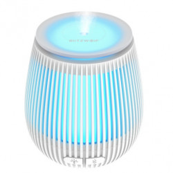Umidificator de aer RGB cu arome si ultrasunete, BlitzWolf BW-FUN11