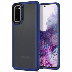 Husa Spigen Ciel Color Brick Samsung Galaxy S20 - albastru