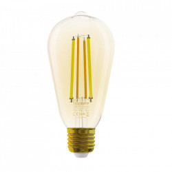 Bec inteligent LED Sonoff B02-F-ST64, vintage, Wi-Fi, 7W, 700 LM, Dimmer, Control aplicatie
