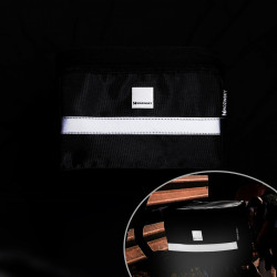 Borseta Wozinsky 2L black (WBB12BK)