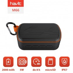 Boxa portabila bluetooth wireless Havit M66
