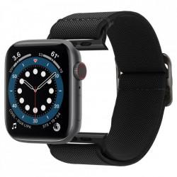 Bratara Spigen Fit Lite Apple Watch 2/3/4/5/6/Se (42/44mm) Black