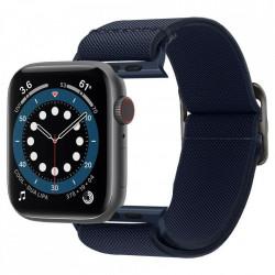 Bratara Spigen Fit Lite Apple Watch 2/3/4/5/6/Se (42/44mm) Navy
