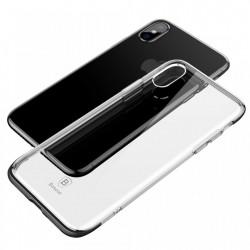 Bumper Tpu Baseus Armor pentru iPhone X / XS , transparenta