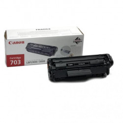 CANON CRG703 BLACK TONER CARTRIDGE