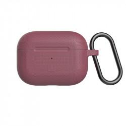 Carcasa antimicrobiana UAG U Silicone Apple AirPods Pro rose