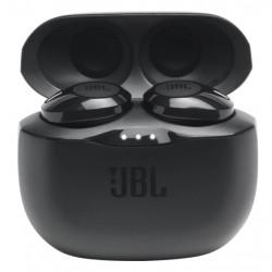 Casti audio in-ear JBL TUNE 125TWS, Bluetooth, Microfon, Pure Bass, True Wireless, Negru