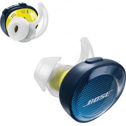 Casti Bose SoundSport Free wireless, Navy-Citron