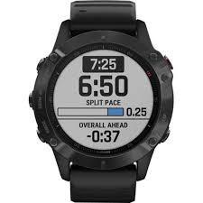 Ceas Smartwatch Garmin Fenix 6 Pro, 47 mm, Black