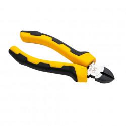 """Cleste 6"""" Deli Tools EDL2206 (yellow)"""