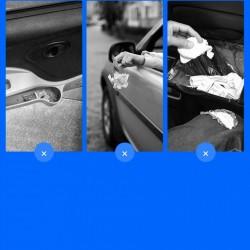 Cos de gunoi auto Baseus Gentleman Style (CRLJT-01)