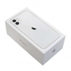 Cutie IPHONE 11 WHITE 64GB BOX NO MANUAL