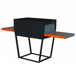 Dispozitiv UVC GERMICID ptr dezinfecția obiectelor pe o banda transportoare (de tip conveior), bandUVcleaner-02 (EAN:0748367933943) – model 5657