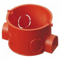 Doza rotunda Gewiss, 1 modul GW24232 60x42 - montaj sub tencuiala