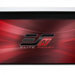 Ecran proiectie electric, 234 x 132 cm, incastrabil in tavan, Tensionat, EliteScreens Evanesce Tab-Tension Series, 16:9