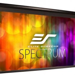 Ecran proiectie electric, perete/tavan, 276.9 x 155.7 cm, EliteScreens ELECTRIC125H, format 16:9, trigger 12V