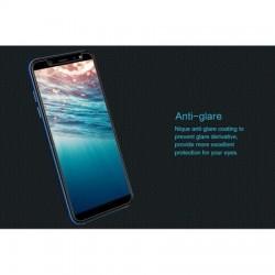 Folie protectie din sticla Nillkin Amazing H pentru Samsung Galaxy A6 2018, transparent