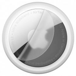Folie Protectie HYDROGEL FOIL SPIGEN AIRSKIN 4-SET APPLE AIRTAG CARBON transparent