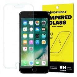Folie protectie Wozinsky de sticla temperata 9H pentru iPhone 8 Plus/7 Plus