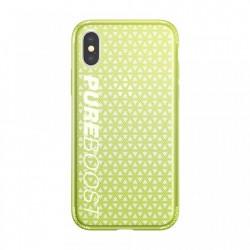 Husa protectie antisock, Baseus Parkour, pentru Apple iPhone XS / X, verde