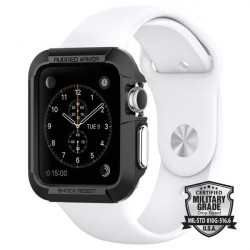 Husa protectoare Spigen Rugged Armor Apple Watch 1/2/3 (42mm)