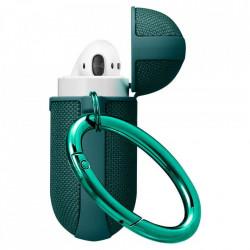 Husa protectoare Spigen Urban Fit Apple Airpods - verde
