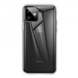 Husa telefon cu margini intarite , Baseus pentru Apple iPhone 11 Pro Max , transparenta