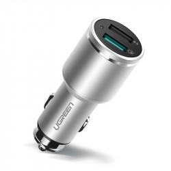Incarcator auto Ugreen 2x USB 3.0 30W 2,4A