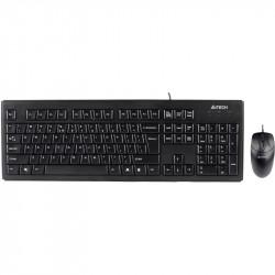 KIT A4TECH KRS-8372 BLACK USB