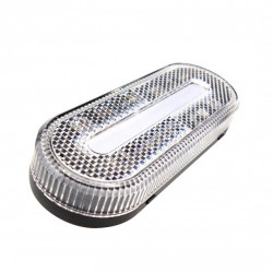 Marcator alb contur cu forma rotunda - OM-01-W