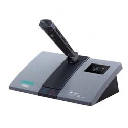 Microfon de Audioconferinta pe sistem Wireless 2.4GHz DSPPA D6802L, Presedinte, cu baterie Li