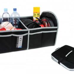 Organizator portbagaj cu Velco Strap Stopper CO-2