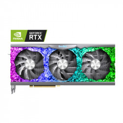 Placa video Palit GeForce RTX 3090 GameRock OC 24GB GDDR6X 384-bit (NED3090H19SB-1021G)