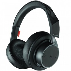 PLANTRONICS Casca Bluetooth Backbeat Go 600 Negru