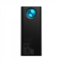 Powerbank Baseus Amblight, 30000mAh, QC 3.0, PD, 3A, 65W (black)