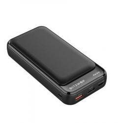 Powerbank BlitzWolf BW-P11, 10000mAh, QC 3.0, PD, 3A, 18W (negru)